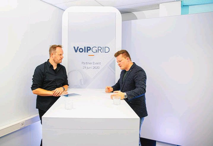 Online event Voipgrid