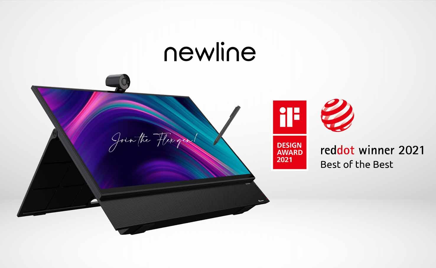 newline flex-1